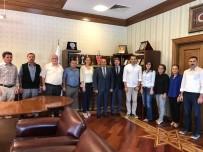 MEHMET AK - Yerel Eylem Grubu, Taşköprü'de Toplandı