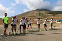 BEĞENDIK - Yıldız Dağı, Biathlon Milli Takım Sporcularını Ağırlıyor
