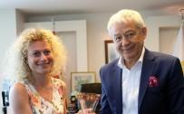 ATMOSFER - Yunanistan'ın Başkonsolosu Charitidou'dan ETSO'ya Veda Ziyareti