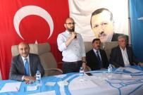 METAL YORGUNLUĞU - AK Parti Ağrı İl Başkanlığında Devir Teslim Töreni Yapıldı