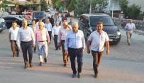 AKTOPRAK - AK Parti'den Köylere Ziyaret