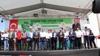 SERDENGEÇTI - Aksaray'da Hayvancılık Ve Canlı Hayvan Irkları Fuarı Açıldı