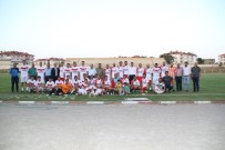 AKŞEHİR BELEDİYESİ - Akşehir Onur Günü'nde Tarihi Maç Yeniden Canlandırıldı