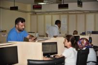 MAHMUTLAR - Alanya Belediyesi'nin Tahsilat Ofisleri Bayramda Da Açık