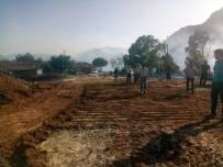 HALUK ŞIMŞEK - Antalya'da Orman Yangını Devam Ediyor
