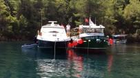 GÖCEK - Atık Alım Teknesi Bayrama Hazır