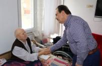 NÜFUS MÜDÜRLÜĞÜ - Başkan Şahin'den Engelli Vatandaşa Yardım Eli
