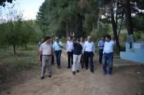 TERMAL TURİZM - Belediye Başkanı Mehmed Ali Saraoğlu Açıklaması Termal Turizmde Hizmet Kalite Ve Standardını Her Geçen Yükseltiyoruz