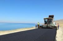 HALKALı - Büyükşehir Van'ı Yeni Yollarla Örüyor