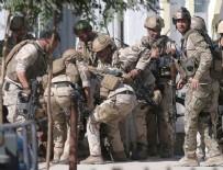 REHİN - Camiye bombalı ve silahlı saldırı: 14 ölü
