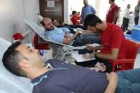 AVNI DOĞAN - Dicle Elektrikten Kan Bağışı