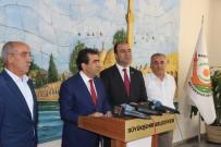 KARACADAĞ - Diyarbakır Valisi Büyükşehiri Ziyaret Etti