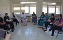 NORMAL DOĞUM - DÜ'de Bebek Bekleyen Annelere Bilgilendirme Sınıfı Açıldı