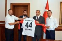 ALI KABAN - E.Y. Malatyaspor, Bursaspor Maçını Yeni Statta Oynayacak