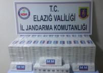 Elazığ'da 4 Bin 170 Adet Kaçak Sigara Ele Geçirildi