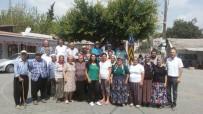 DEVLET NİŞANI - Erzin Turunçlu İmraniye Girit Kültür Derneği Kuruldu
