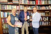 HASAN AKGÜN - Gazeteci-Yazar Hıfzı Topuz'a 'Basın Onur Ödülü'