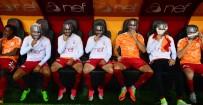 YILDIZ FUTBOLCU - Gomis'e Futbolcu Ve Taraftarlardan Destek
