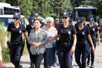 ABDULLAH ÖCALAN - HDP Antalya İl Eşbaşkanları Tutuklandı