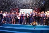 İSMAİL KAŞDEMİR - Hisarcıklıoğlu, Biga TSO'nun Yeni Hizmet Binasının Açılışına Katıldı.