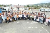 YILDIRAY ÇINAR - İlkadım Belediyesinde Bayram Heyecanı