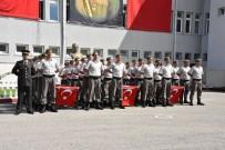 SINOP VALISI - Jandarmada Yemin Töreni