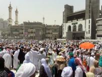 MESCİD-İ HARAM - Kabe'de Cuma Namazı Coşkusu