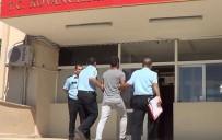 Kadın Öğretmene Uçan Tekme Atan Zanlı Tutuklandı