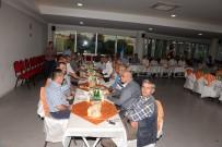 TURGAY HAKAN BİLGİN - Kaymakam Bilgin'e Veda Yemeği Düzenlendi