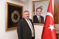 BIZANS - Kayseri OSB Başkanı Nursaçan, 'Bizim Değerlerimizde Umutsuzluğa Asla Yer Yoktur'