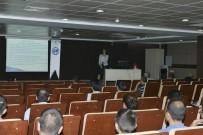 KMÜ Personeline Hizmet İçi Eğitim