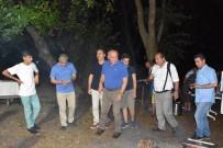 SINOP VALISI - 'Kuzeyde Kamp Ateşi Projesi' Sinop Ve Şırnaklı Gençleri Buluşturdu