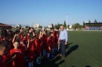 TAHIR ŞAHIN - Lapseki Spor Yaz Okulu Sona Erdi