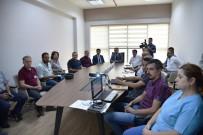 İŞ SAĞLIĞI VE GÜVENLİĞİ KANUNU - Manisa Büyükşehir Belediyesi'nden İş Güvenliği Toplantısı
