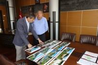DARBOĞAZ - Milletvekili İsen'den Başkan Alemdar'a Ziyaret