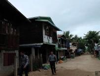 KOFİ ANNAN - Myanmar'da karakollara saldırı: 25 ölü