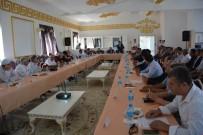 YıLMAZ ŞIMŞEK - Niğde'de İmam Hatip Okulları Koordinasyon Kurulu Toplantısı Yapıldı