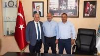 YıLDıZ HOLDING - Oba Hendek'te Yeni Yatırımlar İçin Kolları Sıvadı