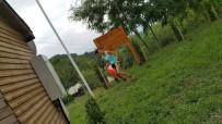UZUNTARLA - Oryantiring Milli Takım Aday Sporcuları Kartepe'de