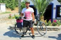 ORGAN BAĞıŞı - Protez Bacağıyla Bin Kilometre Pedal Çevirdi