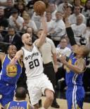 SAN ANTONİO SPURS - San Antonio Spurs, 40 Yaşındaki Ginobili İle Sözleşme Uzattı