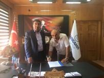 ADNAN DEMIR - Sarıkamış'ta Modern Kesimhane'nin Sözleşmesi İmzalandı