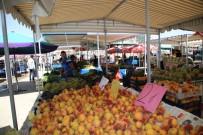 SEMT PAZARI - Siirt'te Satıcılar Semt Pazarına Yerleşmeye Başladı