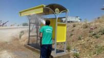 PİKNİK ALANLARI - Silvan Belediyesinden Dezenfekte Çalışması