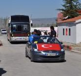 TAKIM OTOBÜSÜ - Taraftarlar Denizlispor Maçı Öncesi Takıma Eşlik Edecek