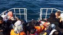 İĞNEADA - Tekirdağ'da 57 Suriyeli Yakalandı