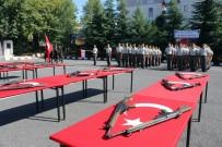 ARSLAN YURT - Tekirdağ'da Kısa Dönem Askerler Yemin Etti