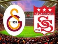 SERDAR AZİZ - Galatasaray 3 puanı 3 golle aldı