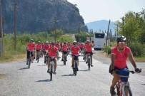 DALYAN - Türkiye'nin İlk Kadın Bisiklet Festivali Muğla'da Başladı