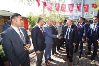 ENVER ÖZDERİN - Vali Elban, Taşlıçay'da İncelemelerde Bulundu